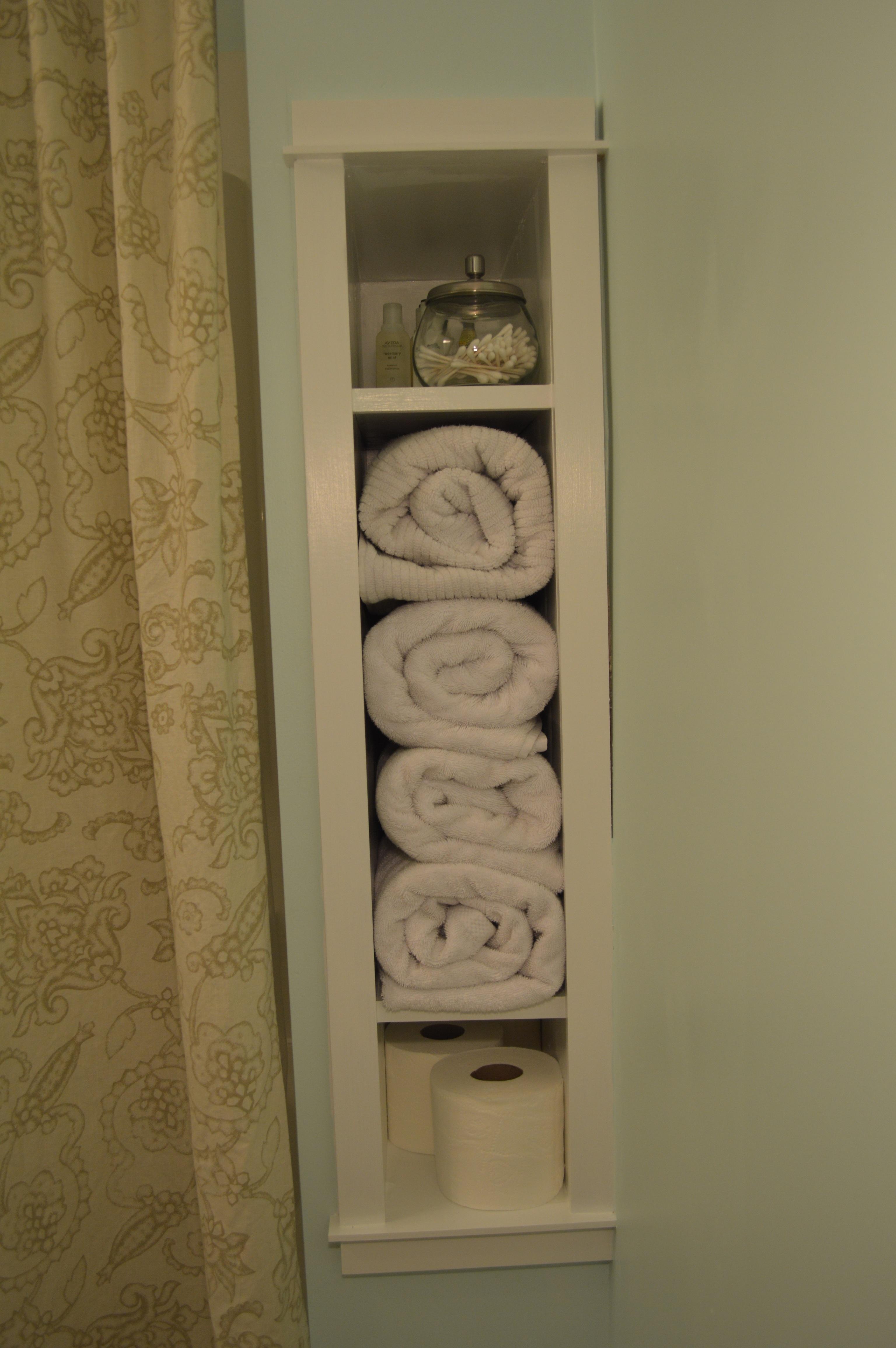 Recessed Shelves Bathroom Image36jpg