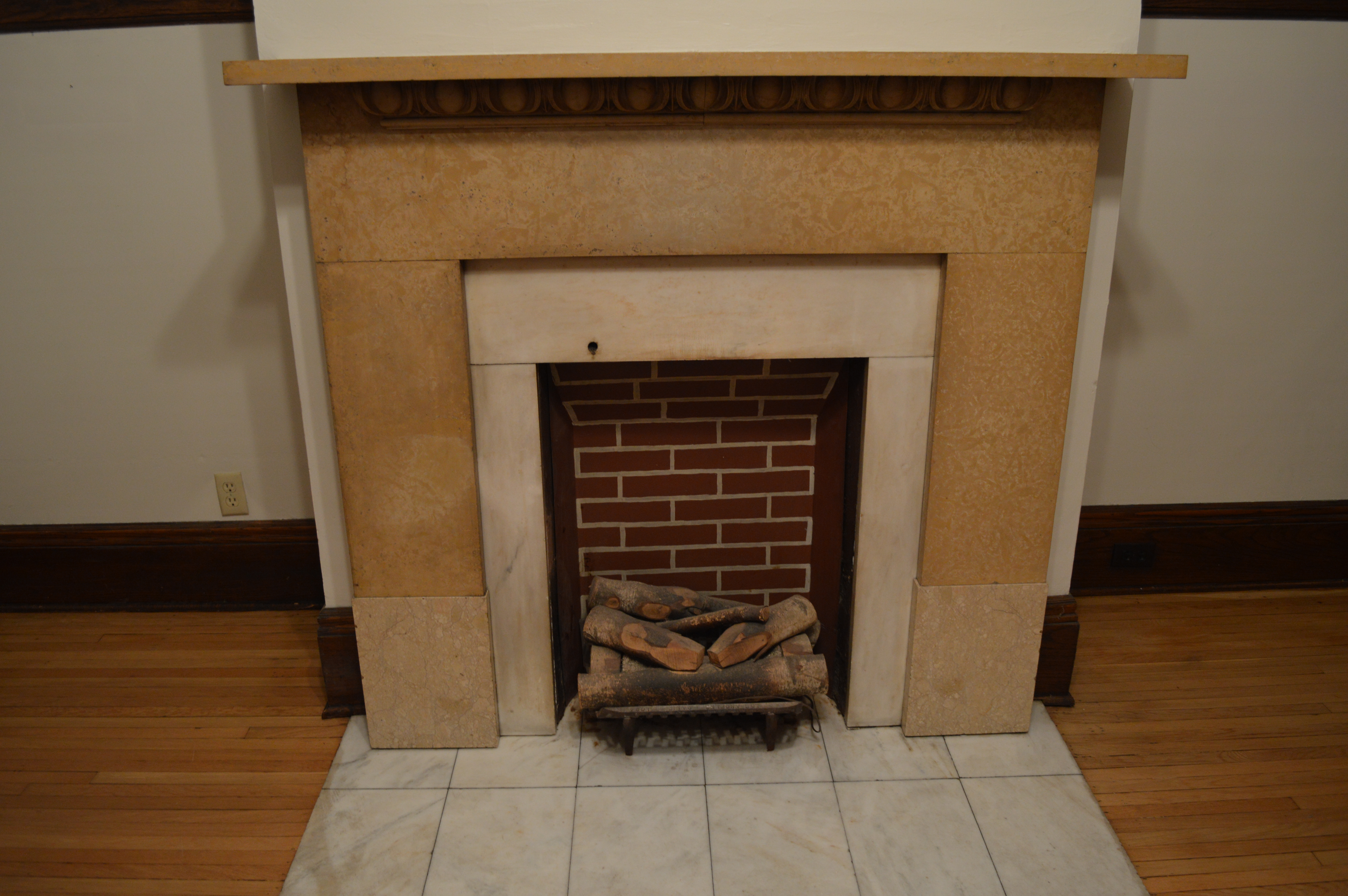 sealing the old fireplace st paul haus