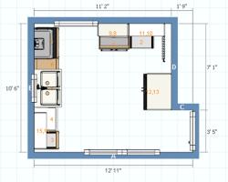 Black Kitchen Floor Verus White Kitchen Floor